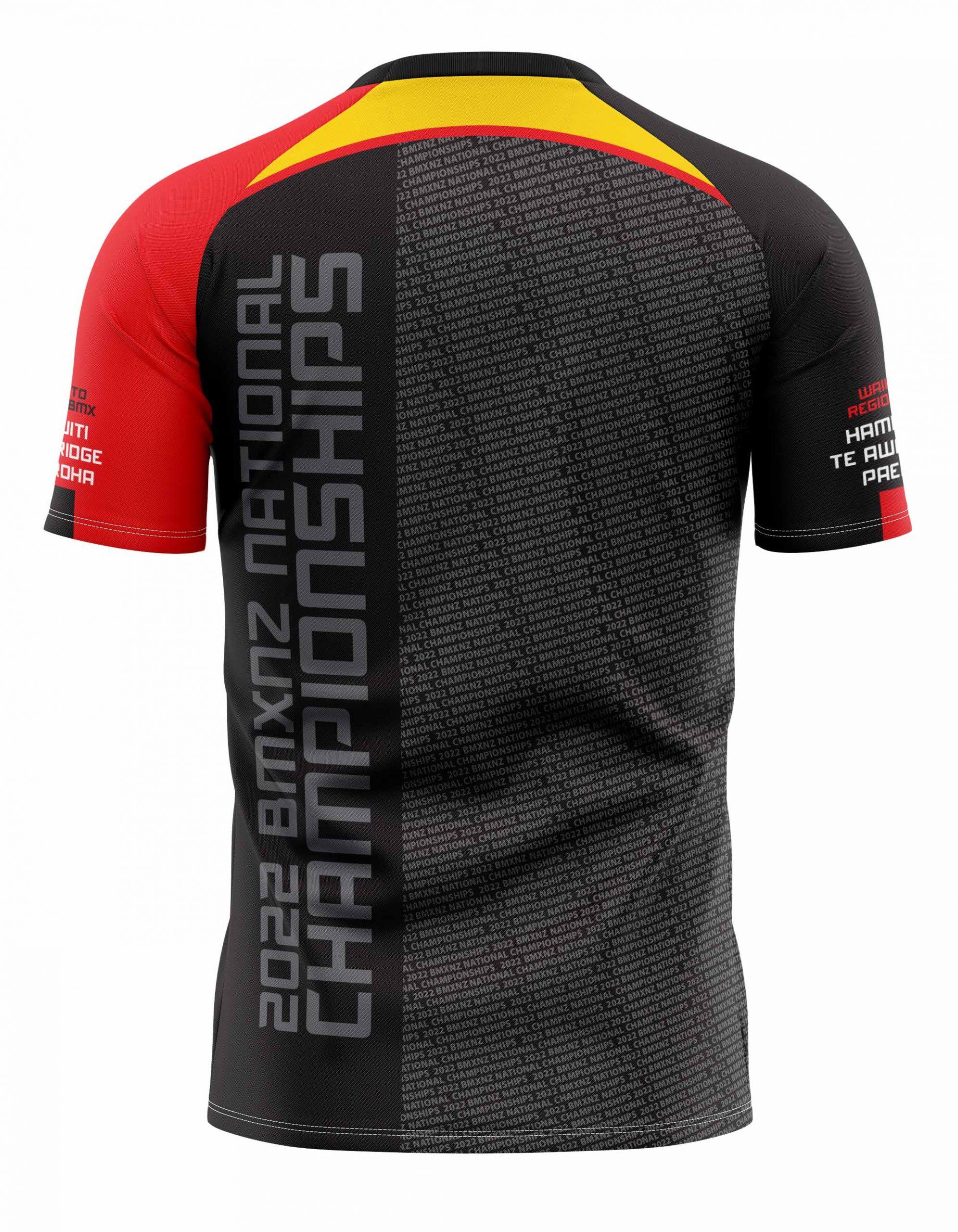 2022 Nationals Memorabilia T-Shirt