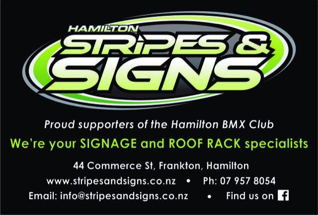 HSS BMX advert