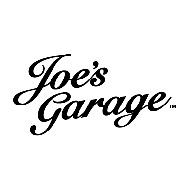 This image has an empty alt attribute; its file name is joes-garage.png